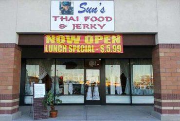 Sun's Thai Food & Jerky