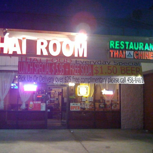 Thai Room Restaurant