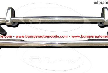 Jaguar XJ6 Series 2 bumper (1973-1979) stainless steel