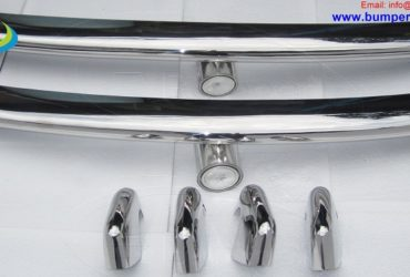 Volkswagen Type 3 bumpers ( 1963 – 1969 ) stainless steel