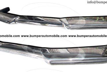 Volvo P1800ES bumper kit (1963-1973) stainless steel
