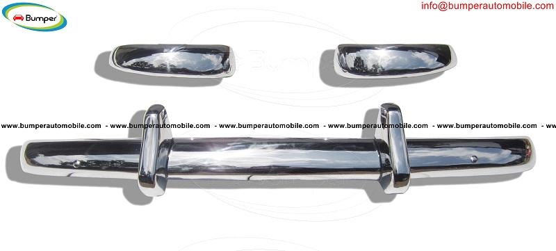 Volvo PV Duett Kombi bumper (1953-1969) stainless steel