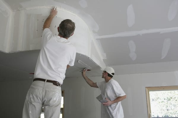 Drywall Repair Contractors | So, Is Your Drywall Asking For Repair?