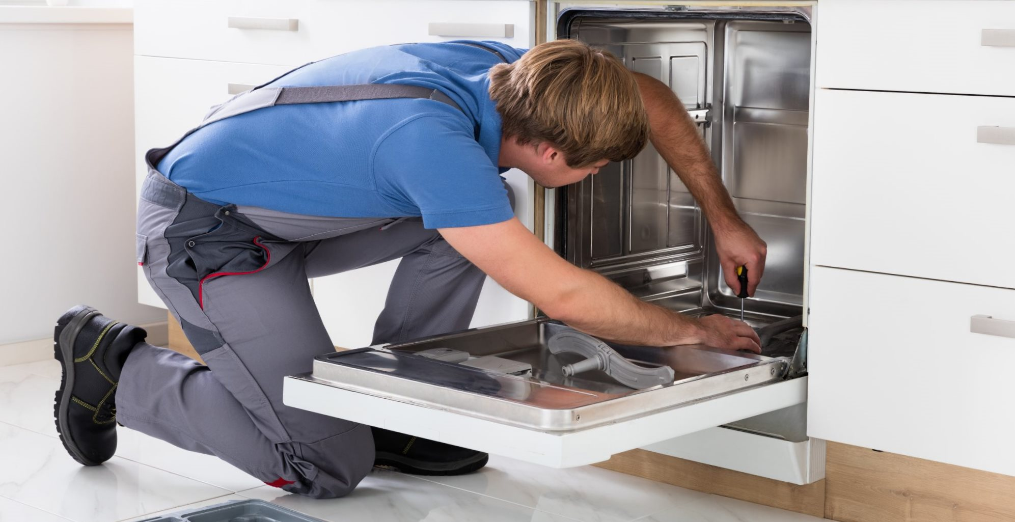 Whom To Ask For Fixing Your Dishwasher's Leakage in San Jose